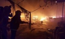 ارتفاع عدد ضحايا حريق المشفى العراقي إلى 63 قتيلا