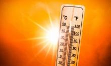 حالة الطقس: موجة حارة تضرب البلاد حتى الإثنين