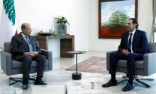 """المجتمع الدولي """"يأسف"""" لتعثر تشكيل حكومة لبنانية: """"أمر مروّع"""""""