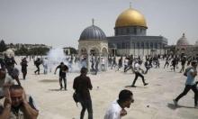 هبة القدس: الشرطة الإسرائيلية أفرغت مخزون أسلحتها خلال 4 أيام