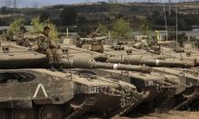 العدوان على غزة: سائقو شاحنات عرب أحبطوا مناورة للجيش الإسرائيلي
