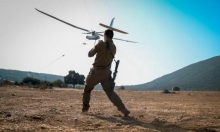 سقوط طائرة مسيرة إسرائيلية في الأراضي اللبنانية