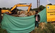 السلطات الهنديّة تهدم آلاف المنازل في قرية محاذية لنيودلهي