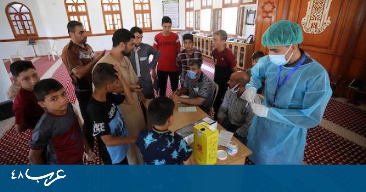 الصحة الفلسطينية: حالة وفاة و66 إصابة جديدة بكورونا