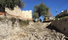 القدس: محكمة للاحتلال تجيز استئناف أعمال تهويد المقبرة اليوسفية