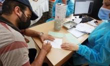 الصحة الفلسطينية: حالتا وفاة و115 إصابة جديدة بكورونا