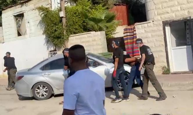 اعتقال 6 مشتبهين بالضلوع في جريمة القتل المزدوجة في إبطن
