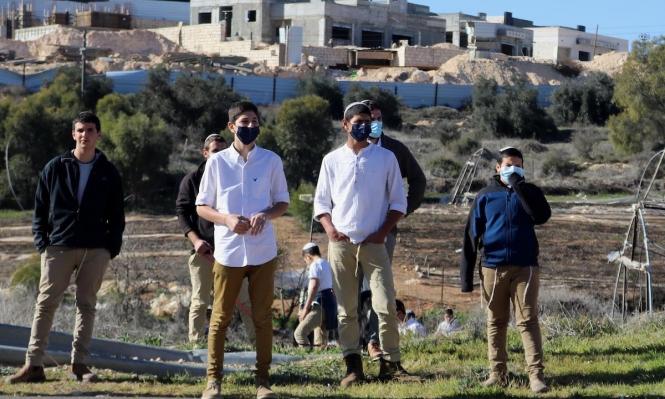 إصابة فلسطيني وطفله في اعتداء مستوطنين شمالي الضفة