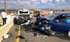 3 إصابات خطيرة في حادث طرق قرب طبريّة