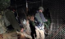 إلقاء القبض على مهاجرين إفريقيين اجتازا الحدود اللبنانيّة - الإسرائيليّة