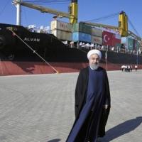 """المرفأ """"الإستراتيجيّ"""" الجديد... """"صناعة النفط الإيرانيّة تتطلّع إلى إنهاء العقوبات"""""""