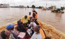 """الهند: """"أمطار لا مثيل لها منذ نصف قرن"""".. 115 قتيلا وإجلاء 150 ألف مواطن"""