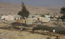مستوطنون يشرعون بإقامة بؤرة استيطانية جنوبي الضفة