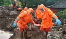 ارتفاع حصيلة ضحايا الأمطار الموسميّة في الهند إلى 124 قتيلا وعشرات المفقودين