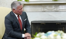"""الملك عبد الله يؤكد لقاءه بينيت وغانتس: """"اجتماعات مشجعة"""""""