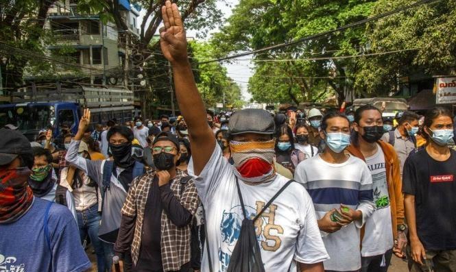 المجلس العسكريّ البورميّ يلغي نتائج انتخابات 2020