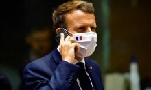 غانتس سيلتقي نظيرته الفرنسية لبحث قضية التجسس على ماكرون