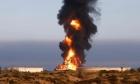 العدوان على غزة: قذائف من غزة أصابت منشآت نفطية في عسقلان