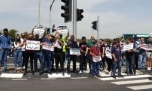 سلطات محلية عربية تطالب بمراجعة الحاجة لشق شارع 6 في الشمال