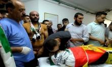 الخليل: تشييع جثمان الطفل الشهيد العلامي
