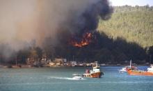 3 قتلى جراء حرائق واسعة في أنطاليا ومرمريس وبودروم