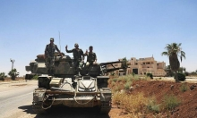 سورية: مفاوضات لإنهاء الاقتتال في درعا