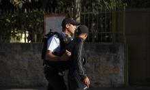 قوات الاحتلال تقمع وقفة احتجاجية مدخل الشيخ جراح