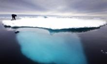 """موجة حر تضرب غرينلاند  و""""ذوبان شديد""""للصفيحة الجليدية"""