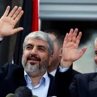 حماس تنتخب إسماعيل هنية رئيسا لها لولاية ثانية