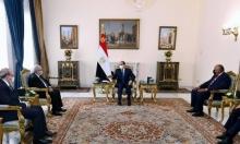 """توافق مصريّ - جزائريّ """"نحو الدعم الكامل"""" للرئيس التونسيّ"""