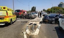 مصرع شخص في حادث طرق شمال باقة الغربية