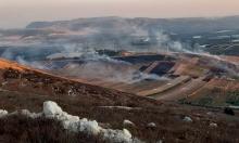 تدريب إسرائيلي يحاكي قتالا عند الحدود مع لبنان