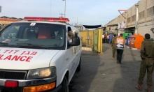 إصابة شاب من أم الفحم برصاص الاحتلال غرب جنين