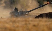 العدوان على غزة: الاحتلال أخفى جريمة استشهاد 6 مواطنين بقصف مدفعي