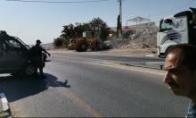 الاحتلال يهدم عشرات المساكن والمحال التجارية بحزما وبالأغوار