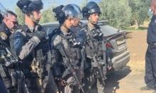 اللد: مواجهات واعتقالات خلال اقتحام أرض لعائلة النقيب