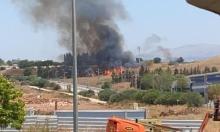 قذائف صاروخية قرب كريات شمونيه: الجيش الإسرائيلي يقصف مواقع بجنوب لبنان