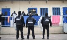 توتر في قسم الأسرى في سجن عسقلان