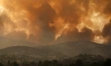 الحرائق تواصل التهام غابات اليونان وقريبة من الاحتواء في تركيا