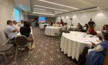"""""""نساء ضد العنف"""" تعقد لقاء حول خطاب الحريات وتمثيل النساء في الأحزاب العربية"""