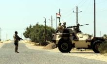 مقتل عميد أركان حرب بالجيش المصري بهجوم في سيناء