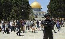 """ارتفاع """"قياسي"""" في عدد المستوطنين الذين اقتحموا الحرم القدسي الشهر الأخير"""