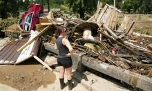 تغيرات المناخ: مصرع 21 شخصا في تينيسي و11 في المكسيك إثر سيول وإعصار