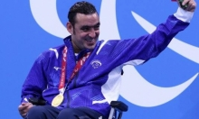 إياد شلبي ابن شفاعمرو يحقق ميدالية ذهبية في ألعاب البارالمبية