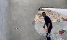 الاحتلال يجبر عائلة مقدسية على هدم 3 منازل في بيت حنينا