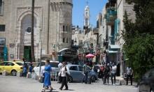 """بيت لحم: """"الوضع السياحي والاقتصادي بلا أفق وسيء جدا"""""""