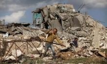 بعد أشهر من المنع: الاحتلال يسمح بدخول حديد البناء إلى غزة