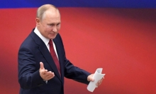 قبل الانتخابات التشريعيّة: بوتين يقدم مكافآت ماليّة لعناصر الأمن