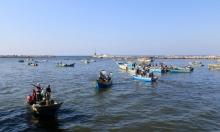 فقدان الاتصال بصيادين اثنين قبالة سواحل غزة