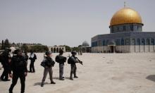 تحذيرات من اقتحامات واسعة وانتهاكات في الأقصى لإحياء الأعياد اليهودية